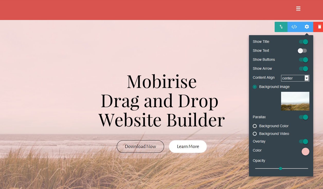 Users of drag and drop website builder are actually enjoying a great deal of success in the process.