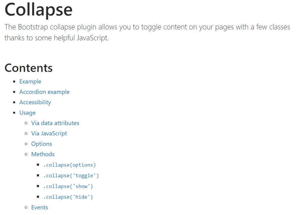 Bootstrap collapse  authoritative  information